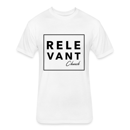 Logo_R_transparent - Fitted Cotton/Poly T-Shirt by Next Level