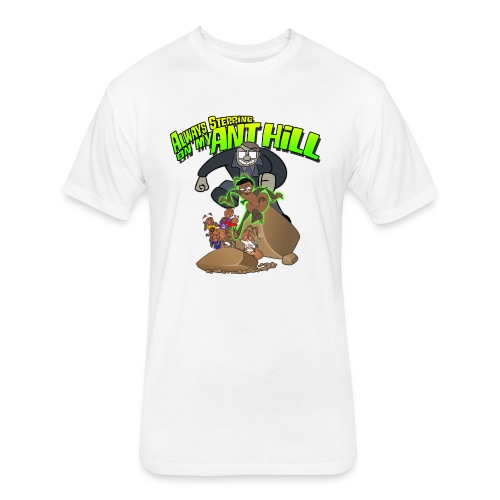 Ant Bully - Fitted Cotton/Poly T-Shirt by Next Level