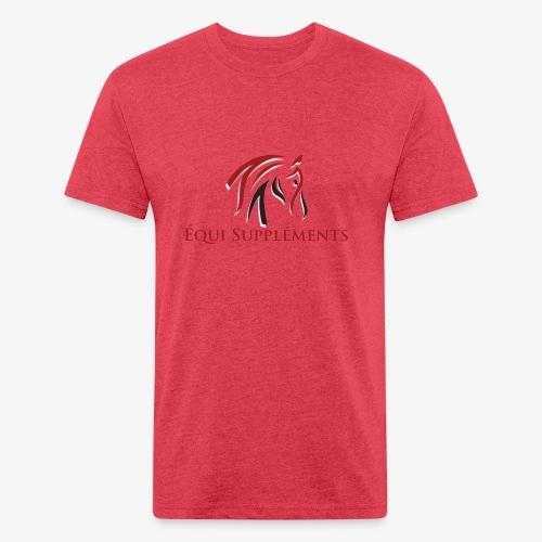 Équi Suppléments - Fitted Cotton/Poly T-Shirt by Next Level