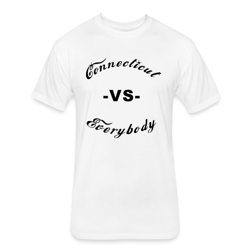 cutboy - Fitted Cotton/Poly T-Shirt by Next Level