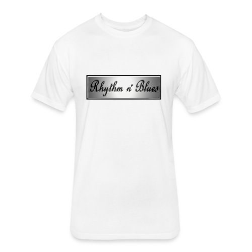 RNB13X40 - Fitted Cotton/Poly T-Shirt by Next Level