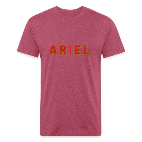 Ariel - AUTONAUT.com - Fitted Cotton/Poly T-Shirt by Next Level