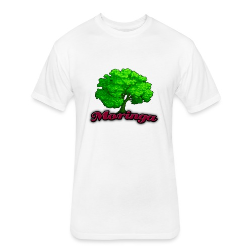 Moringa Games Mug - Fitted Cotton/Poly T-Shirt by Next Level