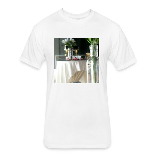 Spread the Love! - Fitted Cotton/Poly T-Shirt by Next Level