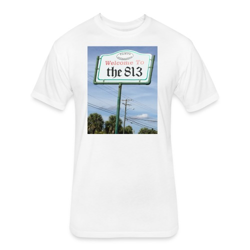The Neighborhood - Fitted Cotton/Poly T-Shirt by Next Level