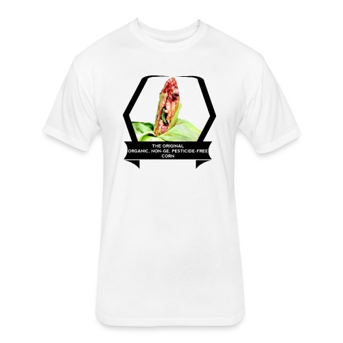 The OG organic - Fitted Cotton/Poly T-Shirt by Next Level