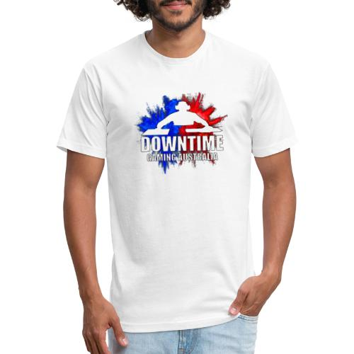 DGA - Fitted Cotton/Poly T-Shirt by Next Level