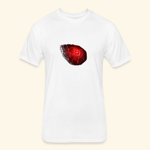 Bloodstonegaming197 - Fitted Cotton/Poly T-Shirt by Next Level