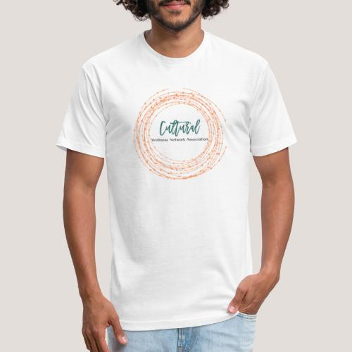 CulturalWNA - Fitted Cotton/Poly T-Shirt by Next Level