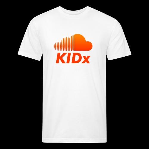 SOUNDCLOUD RAPPER KIDx - Fitted Cotton/Poly T-Shirt by Next Level