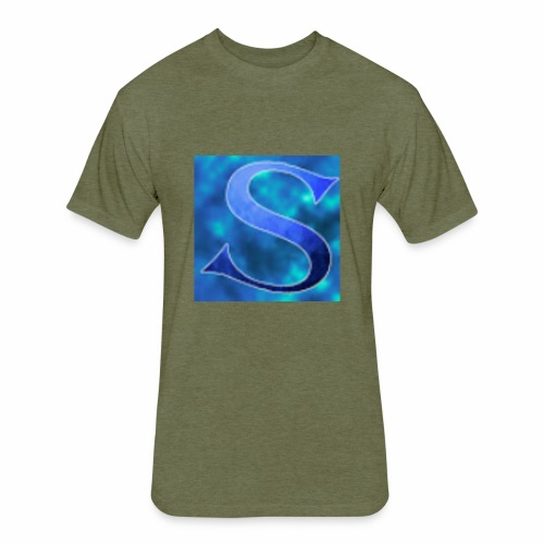 Shaedy - Fitted Cotton/Poly T-Shirt by Next Level