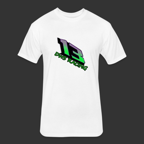 13 copy png - Fitted Cotton/Poly T-Shirt by Next Level