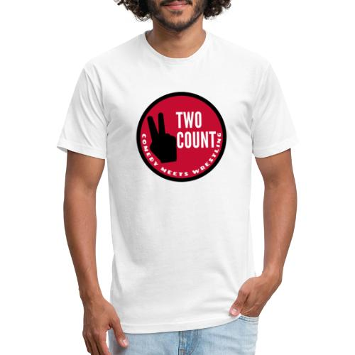 The Two Count Show Shirt - Fitted Cotton/Poly T-Shirt by Next Level