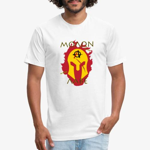 Molon Labe - Anarchist's Edition - Fitted Cotton/Poly T-Shirt by Next Level