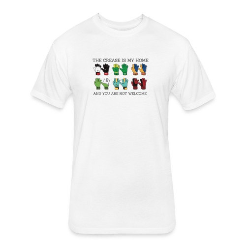 Design 5.4 - Fitted Cotton/Poly T-Shirt by Next Level