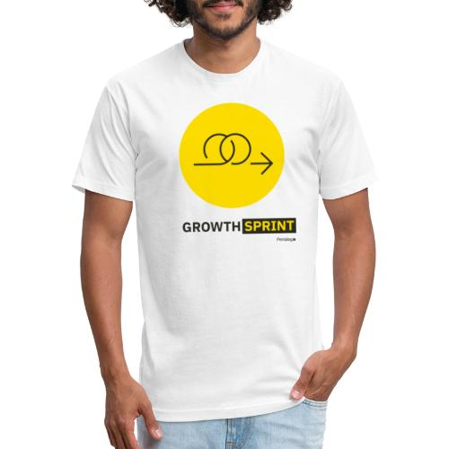 Growth Sprint 2 - Fitted Cotton/Poly T-Shirt by Next Level