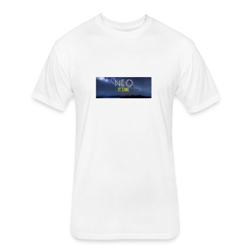 37981046 453495575134897 7851465040476504064 n - Fitted Cotton/Poly T-Shirt by Next Level