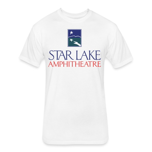 star lake - Fitted Cotton/Poly T-Shirt by Next Level