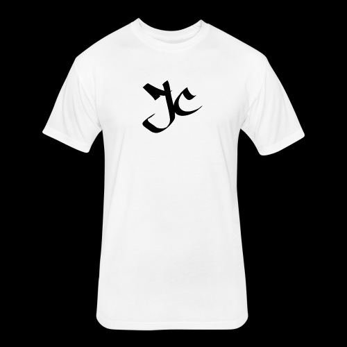 JC - Fitted Cotton/Poly T-Shirt by Next Level