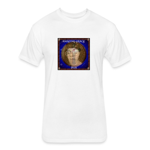 AMAZING GRACE - Fitted Cotton/Poly T-Shirt by Next Level