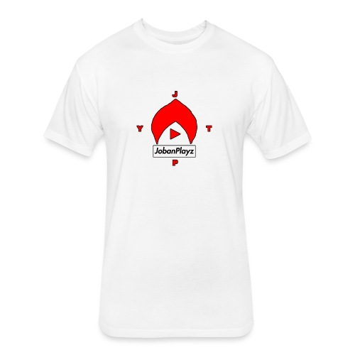 JobanStore Tshirt - Fitted Cotton/Poly T-Shirt by Next Level