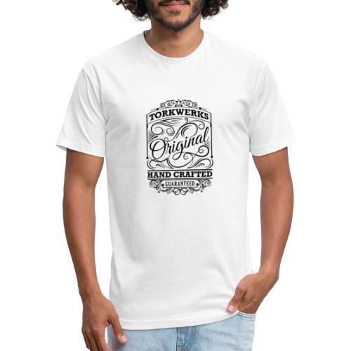 Torkwerks Hand Crafted - Fitted Cotton/Poly T-Shirt by Next Level
