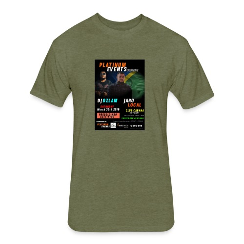 Promo Merch - Fitted Cotton/Poly T-Shirt by Next Level