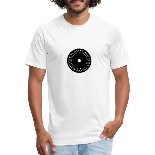 E7E28F83 20DF 4B7B ADBC EBE3557D73A8 - Fitted Cotton/Poly T-Shirt by Next Level