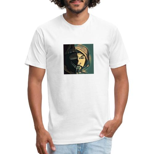 Alternative - Fitted Cotton/Poly T-Shirt by Next Level