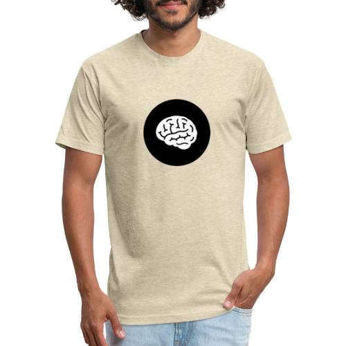 Leading Learners - Fitted Cotton/Poly T-Shirt by Next Level
