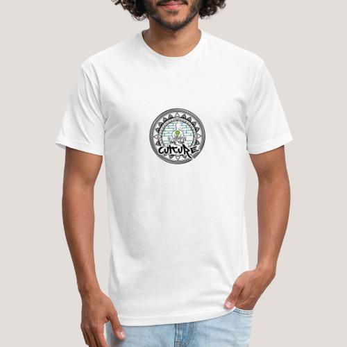 Wellness For the Culture Vintage - Fitted Cotton/Poly T-Shirt by Next Level