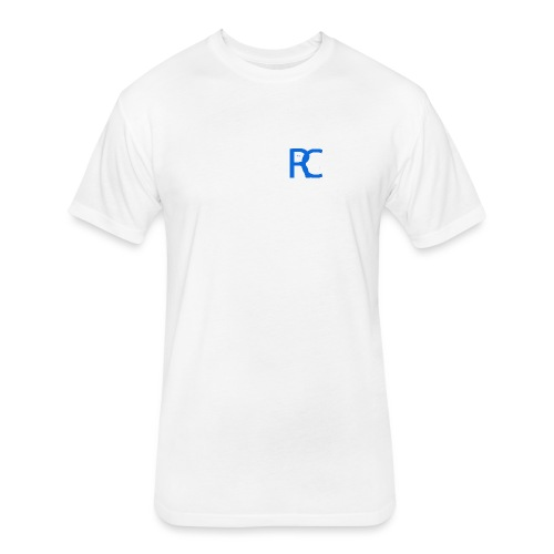 Blu REACH - Fitted Cotton/Poly T-Shirt by Next Level
