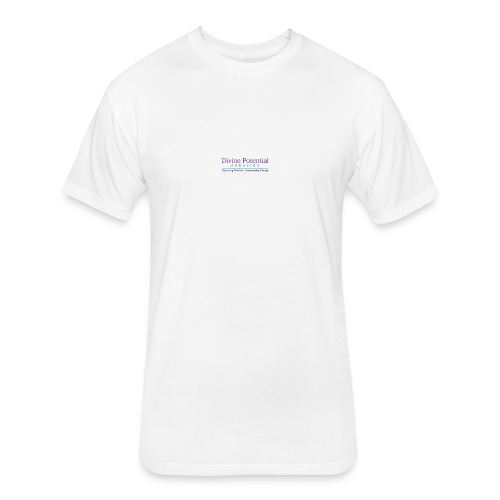 IMG 0310 - Fitted Cotton/Poly T-Shirt by Next Level