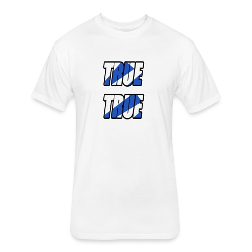 EVANSAYING - Fitted Cotton/Poly T-Shirt by Next Level