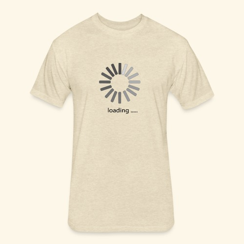 poster 1 loading - Fitted Cotton/Poly T-Shirt by Next Level