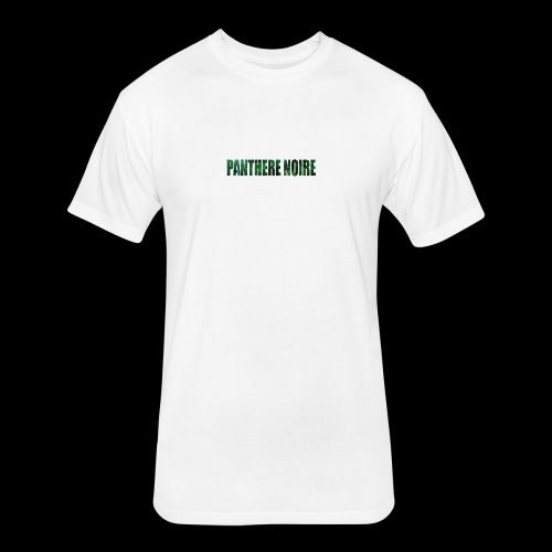 panther - Fitted Cotton/Poly T-Shirt by Next Level