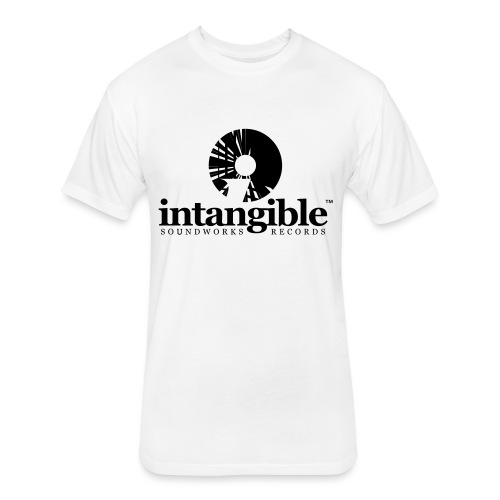 Intangible Soundworks - Fitted Cotton/Poly T-Shirt by Next Level