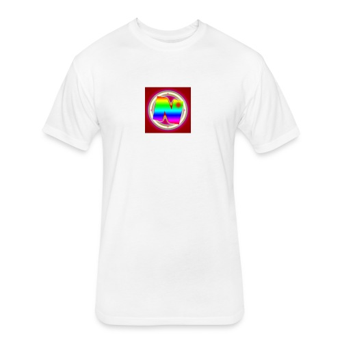 Nurvc - Fitted Cotton/Poly T-Shirt by Next Level