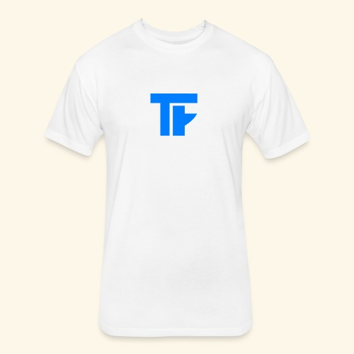 Team Friction Logo - Fitted Cotton/Poly T-Shirt by Next Level