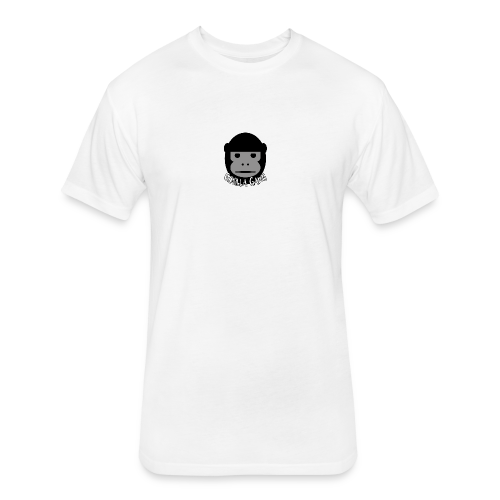 Gorilla Gang Original Insignia - Fitted Cotton/Poly T-Shirt by Next Level