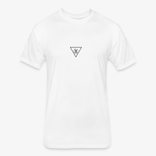 LCDC 3 - Fitted Cotton/Poly T-Shirt by Next Level