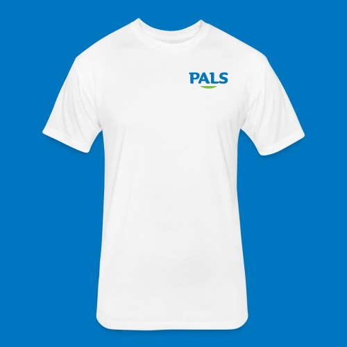 PALS Classic Camp Tee - Fitted Cotton/Poly T-Shirt by Next Level