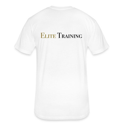 Elite Training 3 - Fitted Cotton/Poly T-Shirt by Next Level