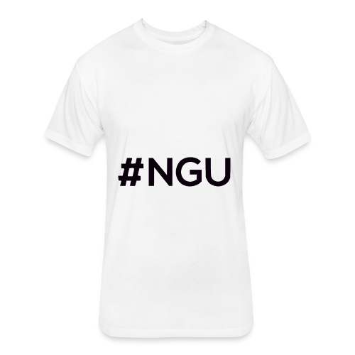logo 11 final - Fitted Cotton/Poly T-Shirt by Next Level