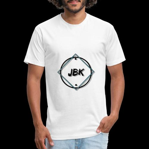 JBK - Fitted Cotton/Poly T-Shirt by Next Level