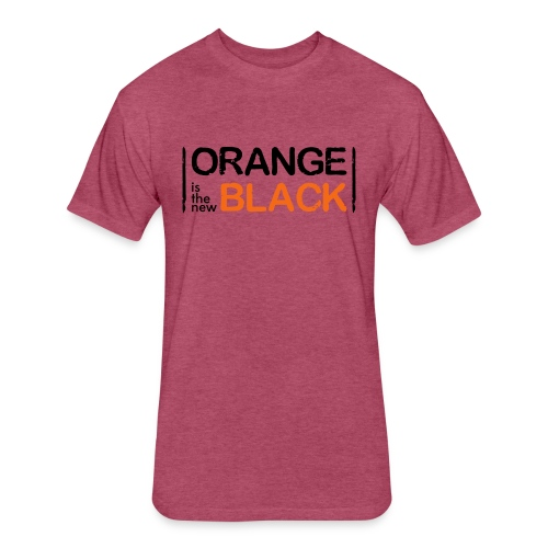 Free Piper, Orange is the New Black Women's - Fitted Cotton/Poly T-Shirt by Next Level