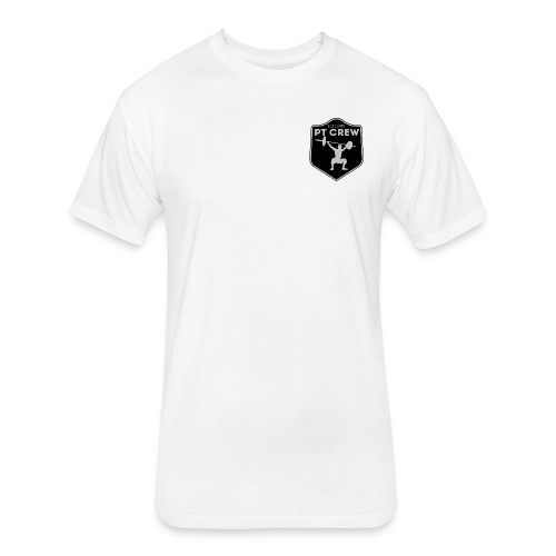 I did PT at the War College - Mens - Fitted Cotton/Poly T-Shirt by Next Level