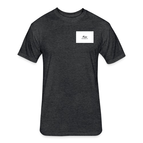 Est 2017 - Fitted Cotton/Poly T-Shirt by Next Level
