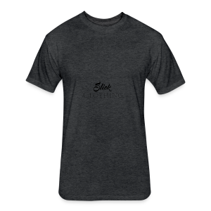 Slick Clothing - Fitted Cotton/Poly T-Shirt by Next Level