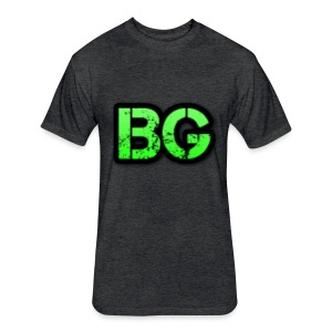 Brendan_gaming - Fitted Cotton/Poly T-Shirt by Next Level